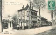 """91 Essonne CPA FRANCE 91 """"Yerres, restaurant des Camaldules, Maison Pons"""""""