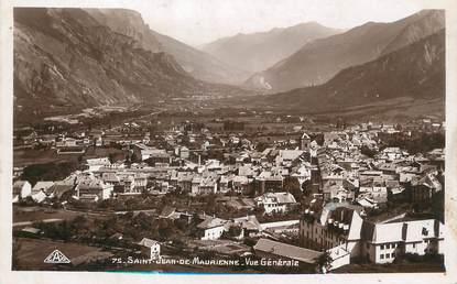"""/ CPSM FRANCE 73 """"Saint Jean de Maurienne,  vue générale"""""""