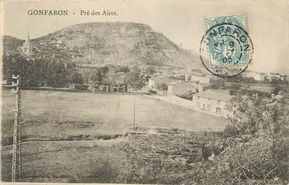 """CPA FRANCE 83 """"Gonfaron, Pré des Aires"""""""