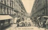 """75 Pari / CPA FRANCE 75018 """"Paris, rue Eugène Süe"""""""