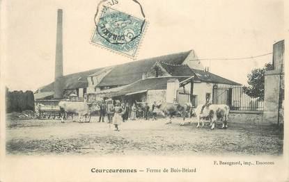 """CPA FRANCE 91 """"Courcouronnes, Ferme de Bois Briard"""""""