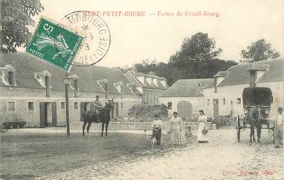 """CPA  FRANCE 91 """"Evry Petit Bourg, Ferme"""""""