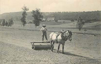 """CPA  FRANCE 91 """"Bures"""" AGRICULTURE"""