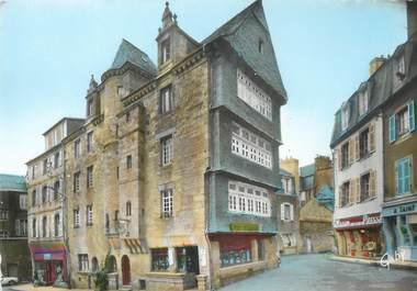 """/ CPSM FRANCE 29 """"Landerneau, la maison de la Duchesse Anne"""""""