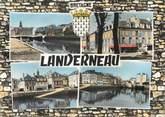 """29 Finistere / CPSM FRANCE 29 """"Landerneau """""""