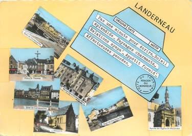 """/ CPSM FRANCE 29 """" Landerneau """""""