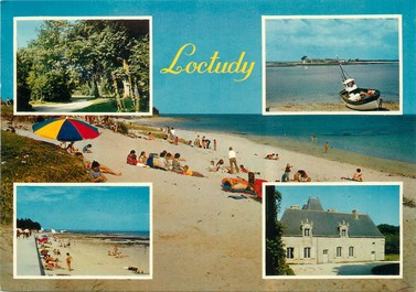 """/ CPSM FRANCE 29 """"Loctudy """""""