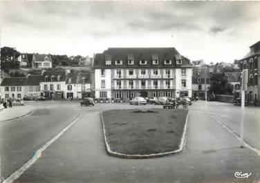 "/ CPSM FRANCE 29 ""Morgat, hôtel Sainte Marine"""