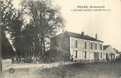 "CPA FRANCE 94 ""Boissy Saint Léger, Restaurant, Pr. Pillon"""