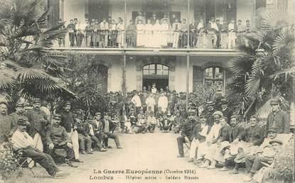 "CPA FRANCE 32 ""Lombez, Hopital mixte, 1914"""