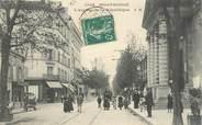 """92 Haut De Seine CPA FRANCE 92 """"Montrouge, avenue de la République"""""""
