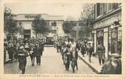 """92 Haut De Seine CPA FRANCE 92 """"Billancourt, rue du Point du Jour à la Place Jules Guesde"""""""
