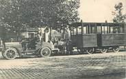 """92 Haut De Seine CPA FRANCE 92 """"Boulogne sur Seine, le train Renard"""""""