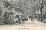 """13 Bouch Du Rhone / CPA FRANCE 13 """"Salon, cours Gimon"""""""