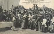 """13 Bouch Du Rhone / CPA FRANCE 13 """"Les Saintes Maries de la Mer, pélérinage du 25 mai"""" / GITANS"""