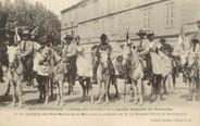 "13 Bouch Du Rhone / CPA FRANCE 13 ""Groupe de cavaliers de la Nacioun Guardiano de Camargue"""