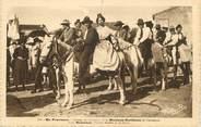 """13 Bouch Du Rhone / CPA FRANCE 13 """"Saintes Maries de la Mer, groupe de cavaliers de la Nacioun Gardiano de Camargue"""""""