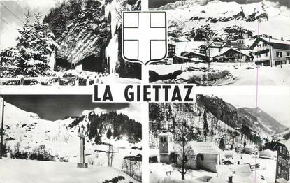 """/ CPSM FRANCE 73  """"La  Giettaz"""""""