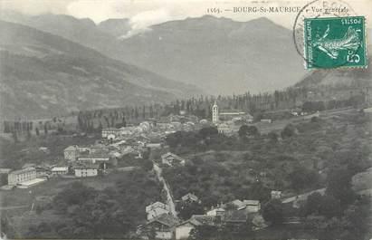 """/ CPA FRANCE 73 """"Bourg Saint Maurice, vue générale """""""