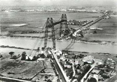 """/ CPSM FRANCE 17 """"Rochefort sur Mer, le pont transbordeur"""""""