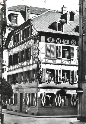 "/ CPSM FRANCE 68 ""Mulhouse, le restaurant Guillaume Tell"""