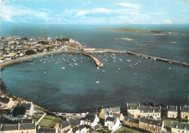 """/ CPSM FRANCE 29 """" Roscoff, le port """""""