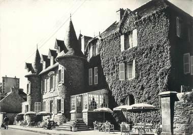 "/ CPSM FRANCE 29 ""Roscoff, l'hôtel d'Angleterre"""