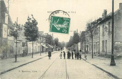 """CPA FRANCE 94 """"Bonneuil, Rue de Sucy"""""""
