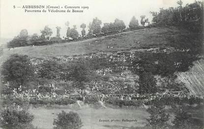 """/ CPA FRANCE 23 """"Aubusson, panorama du Vélodrome de Beauze"""""""