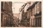"23 Creuse / CPA FRANCE 23 ""Aubusson, grande rue et librairie Bardin"""