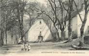 """23 Creuse / CPA FRANCE 23 """"Aubusson, chapelle de Sainte Madeleine"""""""