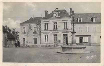 """/ CPSM FRANCE 23 """"Bonnat, hôtel de ville"""""""