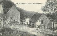 "23 Creuse / CPA FRANCE 23 ""Crozant, moulin Barrat"""