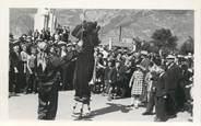 """73 Savoie CARTE PHOTO FRANCE 73 """"Saint Jean de Maurienne, Homme déguisé en Ours"""""""