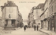 "23 Creuse / CPA FRANCE 23 ""Felletin, la grande rue"""