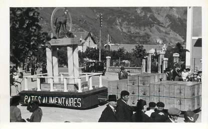 """CARTE PHOTO FRANCE  73 """" Saint  Jean de  Maurienne"""""""
