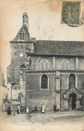 """/ CPA FRANCE 24 """"Bergerac, l'église Saint Jacques"""""""