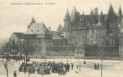 "/ CPA FRANCE 24 ""Jumilhac le Grand, le château"""