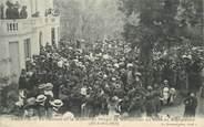 """34 Herault CPA FRANCE 34 """"Lodève, la chorale de la Maison du Peuple de Montpellier, 1911"""""""