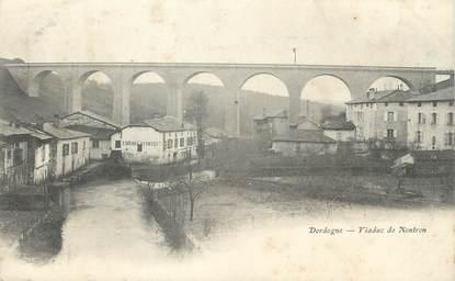 """/ CPA FRANCE 24 """"Viaduc de Nontron"""""""