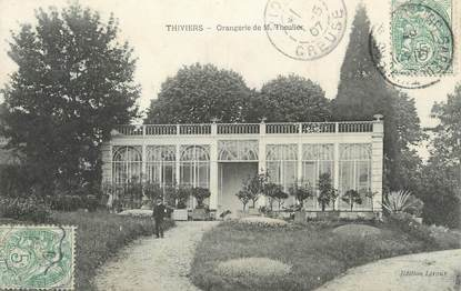 """/ CPA FRANCE 24 """"Thiviers, Orangerie de M Theulier"""""""