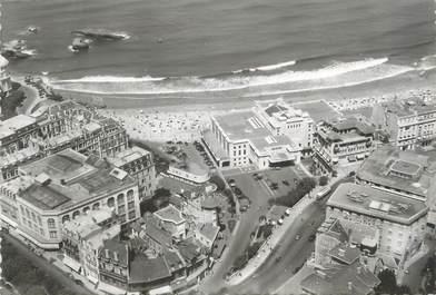 """/ CPSM FRANCE 64 """"Biarritz, le casino municipal et la grande plage"""""""