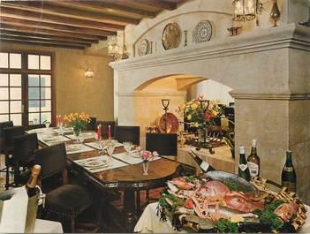 """/ CPSM FRANCE 64 """"Biarritz, hôtel restaurant du Fronton et de la Résidence"""""""