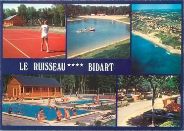 "/ CPSM FRANCE 64 ""Bidart, hôtel Le Ruisseau"""