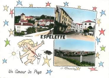 """/ CPSM FRANCE 64 """"Espelette"""""""
