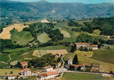 """/ CPSM FRANCE 64 """"Le village de Esnazu"""""""