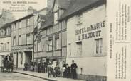 "14 Calvado  CPA FRANCE 14 ""Hotel du Maure, Lisieux"""