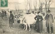 """12 Aveyron  CPA FRANCE 12 """"Foire aux vaches"""""""