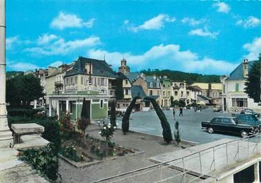 """/ CPSM FRANCE 64 """"Nay, la place de Verdun"""""""