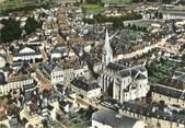 """64 PyrÉnÉe Atlantique / CPSM FRANCE 64 """"Oloron Sainte Marie, quartier Notre Dame"""""""